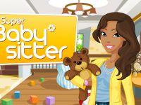 Die super Babysitterin